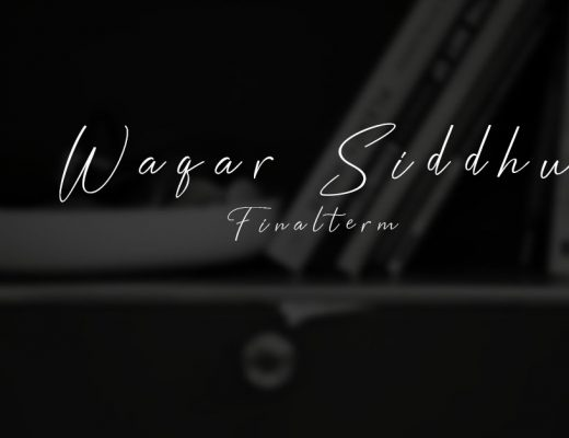 waqar siddhu solved past papers