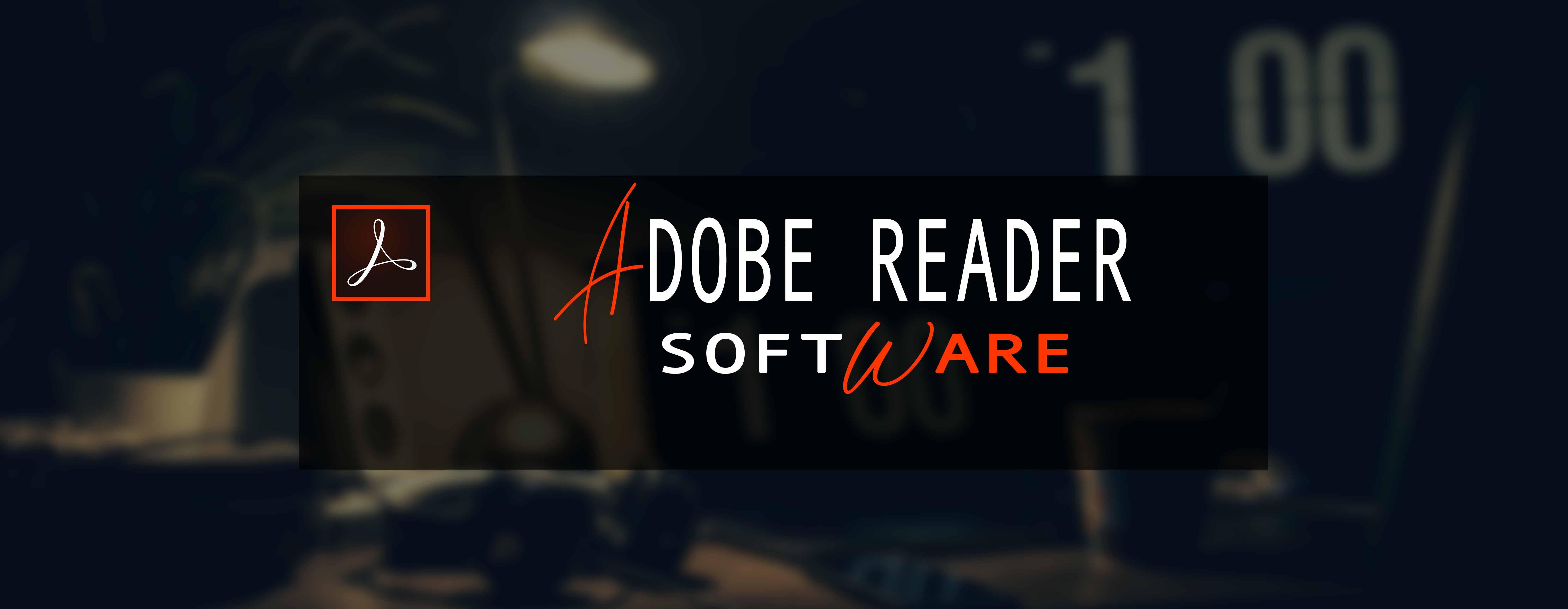 Adobe Reader Download free