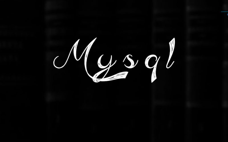 MySQL Book Pdf Free Download