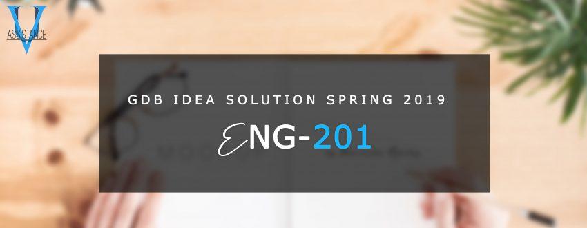 Eng201 Gdb Solution