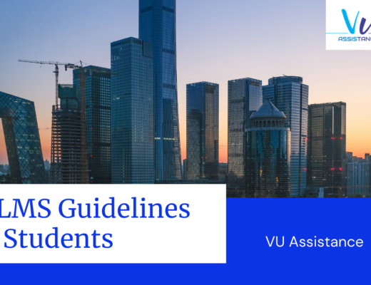VULMS Guidelines for Students